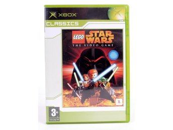 Lego Star Wars: The Video Game (Classics) - Xbox - PAL (EU)
