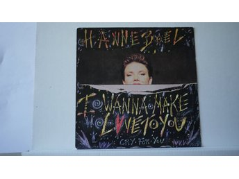 Hanne Boel - I Wanna Make Love To You       7""