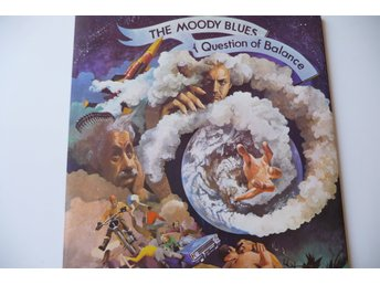 The Moody Blues - A Question of Balance - UK