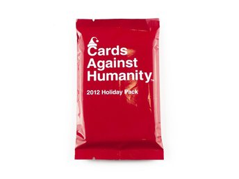 Cards Against Humanity - 2012 Holiday Pack