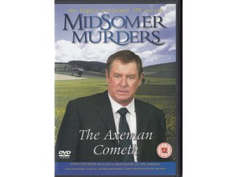 Midsomer Murders The Axeman Cometh 2007 DVD