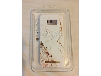 IDeal Fashion Case för Samsung S8 Plus- Carrara Gold