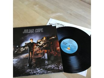 Julian Cope Saint Julian   LP