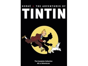 Tintin collection (7 DVD)