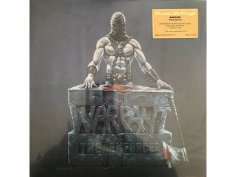 WARRANT - THE ENFORCER NY 180G FÄRGAD VINYL LIMITED