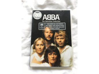 ABBA - The Definitive Collection ( 2002 ) ( 30 Anniversary )