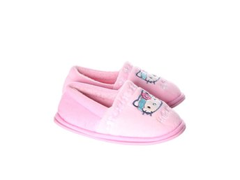Hello Kitty, Tofflor, Strl: 25, Rosa