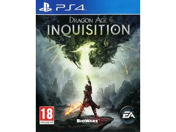 "PS4-spel ""Dragon Age: Inquisition"""