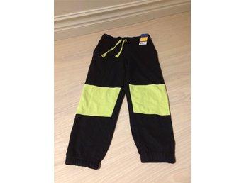 NYA svarta joggingbyxor   mjukisbyxor f7f9365abd635