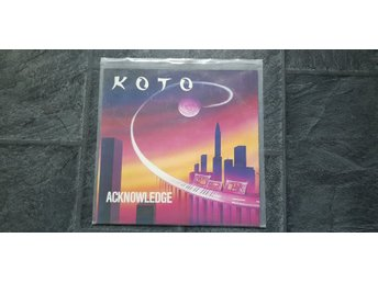 "KOTO - 12"" ACKNOWLEDGE"