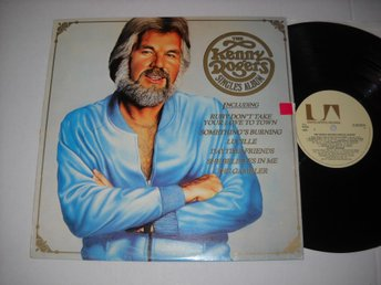"Kenny Rogers ""The Kenny Rogers Singles Album"""