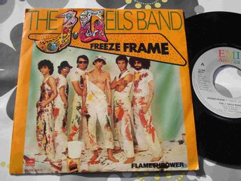 "J.GEILS BAND THE - FREEZE FRAME 7"" 1981"