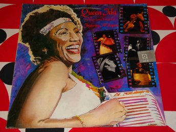 QUEEN IDA & THE BON TEMPS ZYDECO BAND ON TOUR LP 1981