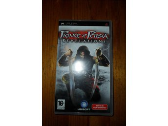 PSP spel Prince of Persia