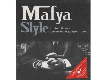 Mafya Style: Inspired Themes and Essential Gangster Tunes 2005 - CD - NEW