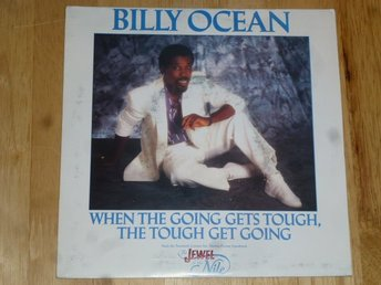 "BILLY OCEAN - When the going gets tough 7"" singel"