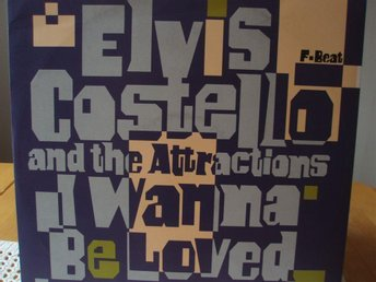 ELVIS COSTELLO I wanna be loved