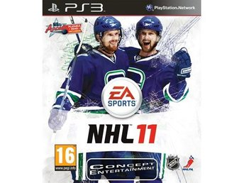 NHL 11 (komplett) till Sony Playstation 3, PS3