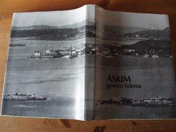 Askim genom tiderna 1973 Göteborg Västergötland - Klövedal - Askim genom tiderna 1973 Göteborg Västergötland - Klövedal