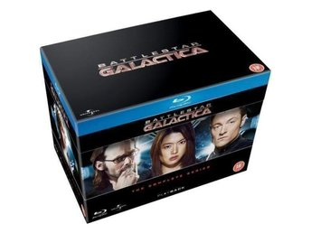 Battlestar Galactica - The Complete Series Blu-ray