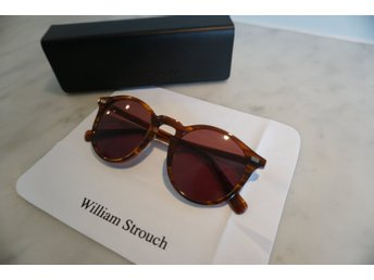 William Strouch Brown sunglasses