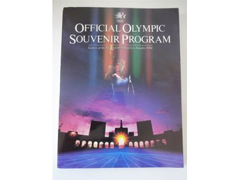 Offcial Olympic Souvenir Program - Los Angeles 1984 - 324 sidor