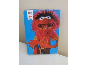 PUSSEL, THE MUPPETS SHOW, ANIMAL, PUZZLE