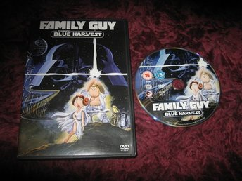 FAMILY GUY BLUE HARVEST DVD