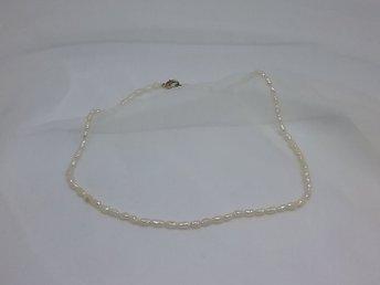 Smycke bijouteri halsband små oval.. (300824515) ᐈ vintagecorner på ... 7f011d4187440