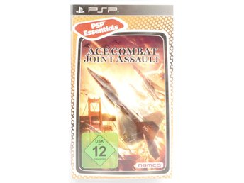 Ace Combat: Joint Assault (PSP Essentials) -