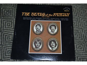 The HEADS OF THE FAMILY - funk breaks - Alshire US orig LP
