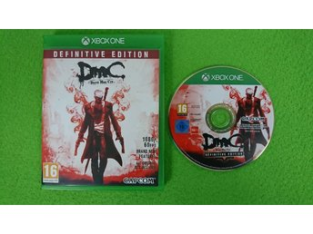 DMC Devil May Cry Xbox One