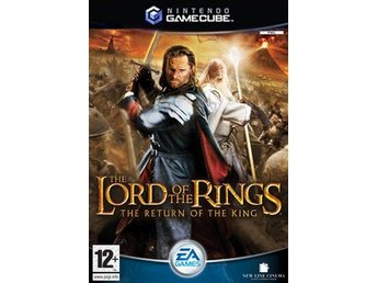 Lord Of The Rings - Return Of The King - Nintendo Gamecube