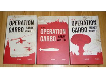 ** OPERATION GARBO del 1-3 ** HARRY WINTER **