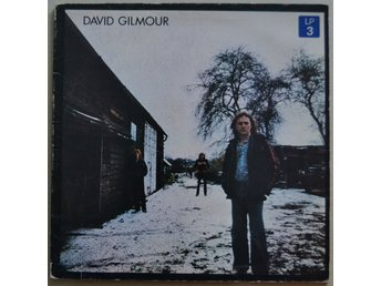 David Gilmour Harvest Vinyl LP 1978