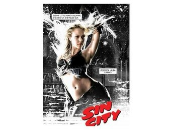 Sin City Affisch Nancy A642 A841