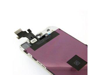 iPhone 5 LCD Skärm Digitizer 5G Skärm Vit SNABB LEVERANS! - ;rebro - iPhone 5 LCD Skärm Digitizer 5G Skärm Vit SNABB LEVERANS! - ;rebro