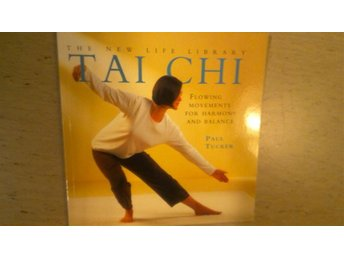 TAI CHI FLOWING MOMENTD FOR HARMONY AND BALANCE