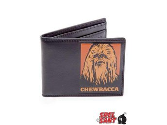 Star Wars Chewbacca Plånbok Svart - Norrtälje - Star Wars Chewbacca Plånbok Svart - Norrtälje