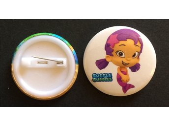 FYND!!! Bubble Guppies Brosch badge pin 3 cm (249)