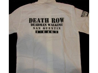 SHIRT: DEATH ROW DEAD MAN WALKING - Udon Thani - SHIRT: DEATH ROW DEAD MAN WALKING - Udon Thani