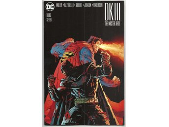 Dark Knight III: The Master Race # 7 NM Ny Import