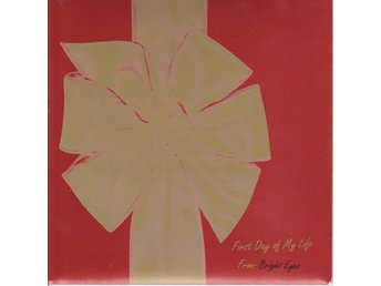 "BRIGHT EYES: First Day of My Life 2005 - RARE UK 7"" Singel"