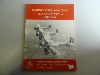 Marine corps aviation, The early years