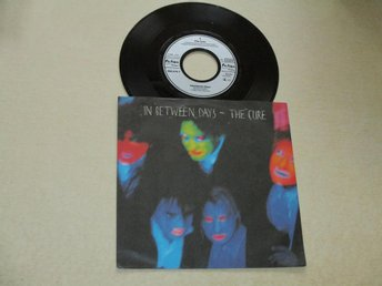 "The Cure (7"") - In Between Days GER-85"