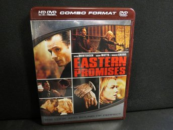EASTERN PROMISES - Combo format (HD DVD)