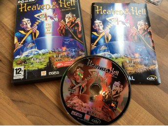Heaven & Hell PC spel