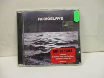 Audioslave - Out Of Exile - FINT SKICK!