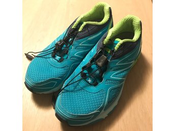 Salomon X-Scream 3D - 38 (38 2/3) - Dam - Motion, walking, träning, sport