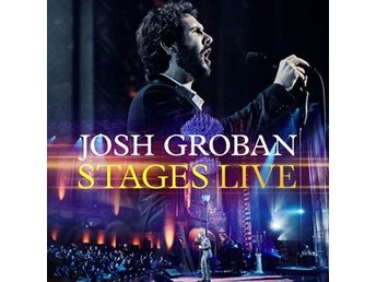 Groban Josh: Stages Live 2015 (CD + DVD)